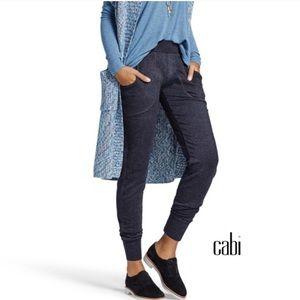 {CAbi} Trek Jogger Pants Style 3204 Fall 2016 Gray